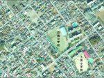 岩槻駅跡の航空写真