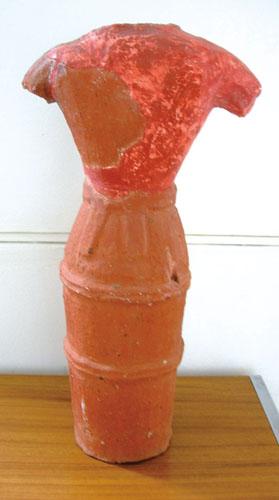 浄安寺境内出土埴輪