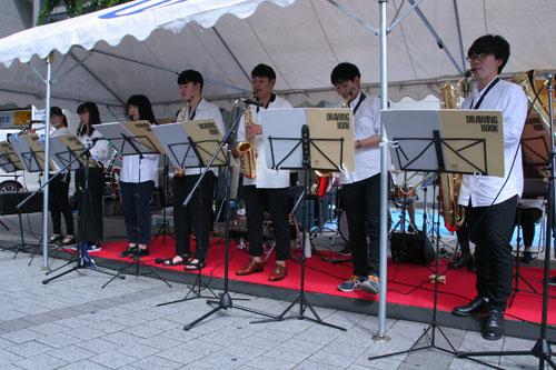 共栄大学ジャズサークル