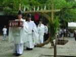 岩槻区の久伊豆神社と大戸の第六天神社 夏越大祓
