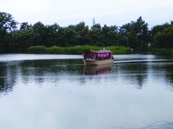 元荒川和船まつり