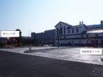 岩槻駅西口バス停位置