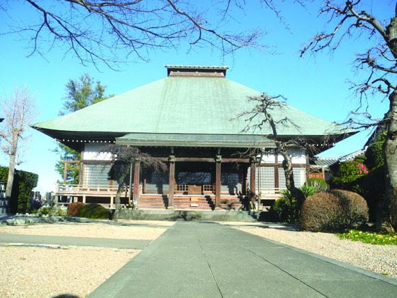 古刹浄安寺